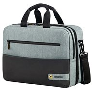 "American Tourister CITY DRIFT 3-WAY BOARDING BAG 15.6"" BLACK/GREY - Taška na notebook"