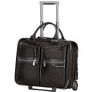 """Samsonite GT Supreme Rolling Tote 16,4"""" Black / black - Cestovná taška"""