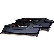 G.SKILL 8GB KIT DDR4 3200MHz CL16 RipjawsV - Operačná pamäť