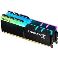 G.SKILL 16GB KIT DDR4 2400MHz CL15 Trident Z RGB - Operačná pamäť