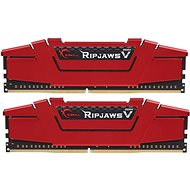G.SKILL 16 GB KIT DDR4 2400 MHz CL15 RipjawsV