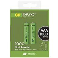 GP Recyko HR03 (AAA) 930 mAh 2ks - Akumulátory