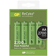 GP Recyko HR6 (AA) 2700 mAh 4ks - Akumulátory