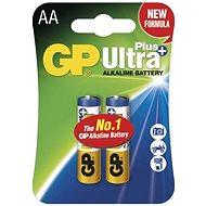 GP Ultra Plus LR6 (AA), 2 ks v blistri - Batéria