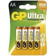 GP Ultra LR6 (AA) 4ks v blistri - Batéria