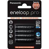 Panasonic eneloop pro AAA NiMh 900 mAh 4 ks - Akumulátory