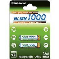 Panasonic eneloop NiMH AAA 930mAh 2ks - Akumulátory