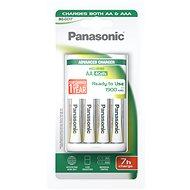 Panasonic BQ-CC17 + 4x AA 1900mAh - Nabíjačka