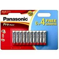 Panasonic Pro Power AAA LR03 6 + 4 ks v plastovom obale - Batéria