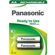 Panasonic Ready to Use AA HHR-3MVE/2BC 1900 mAh - Akumulátory