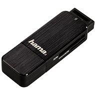 Hama USB 3.0 čierna - Čítačka kariet
