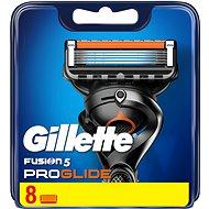 GILLETTE Fusion ProGlide Manual náhradné hlavice 8 ks - Pánske náhradné hlavice