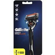 GILLETTE Fusion ProGlide Flexball + hlavice 2 ks - Holiaci strojček