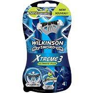 WILKINSON Xtreme3 Ultimate Plus (4 ks) - Holiaci strojček