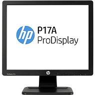"17"" HP ProDisplay P17A"