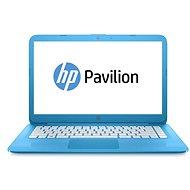 HP Stream 14-ax001nc Aqua Blue - Notebook