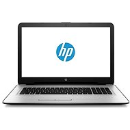 HP 17-y014nc White Silver - Notebook