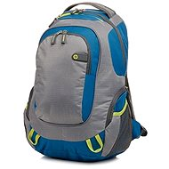"HP Outdoor Sport Backpack Blue / Green 15.6 "" - Batoh na notebook"