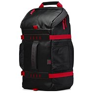 "HP Odyssey Backpack Black/Red 15.6"" - Batoh na notebook"