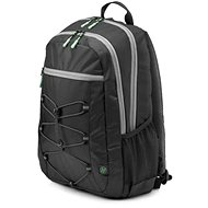 """HP Active Backpack Black/Mint Green 15,6"""""""