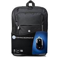 "HP Essentials Backpack Kit 16"" - Batoh na notebook"
