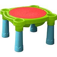 Stolček - pieskovisko a voda - Stôl