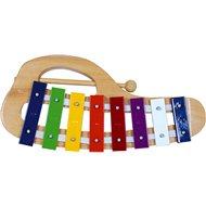 Bino oblúkový xylofón - Hudobná hračka