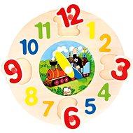Bino Hodiny s krtkom - Vzdelávacia hračka