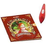 Chytré pero s knihou Dobrodružstvo Červenej Čiapočky - Interaktívna hračka