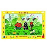 Krtko na výlete - Puzzle