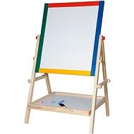 Woody Čierna a biela kresliace tabule - Tabuľa
