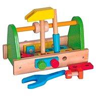 Woody Montážna brašna - Didaktická hračka