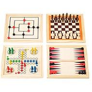 Woody Veľký súbor hier - Súprava