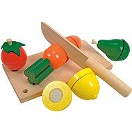 Woody Krájanie ovocie - Herná súprava