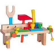 Woody Pracovný ponk - Didaktická hračka