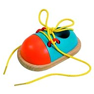 Woody Šnurovacie topánočka - Didaktická hračka