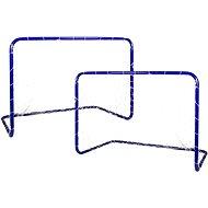 Futbalové bránky na záhradu - 2 ks - Herný set