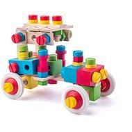 Woody Montážne stavebnice - Constructor - Stavebnica
