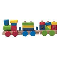 Woody Skladacie nákladný vlak - Vláčik