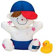 K's Kids Chlapec Wayne s kačičkou na kúpanie - Hračka do vody
