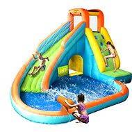 Vodná šmýkačka s vodným delom - Skákací hrad