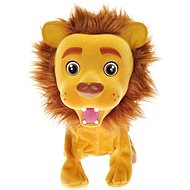 Kokum plyšový levíček 26 cm - Zvieratko