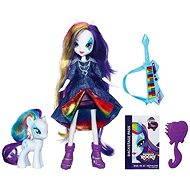 My Little Pony Equestrii girls s poníkom - Rarity - Bábika