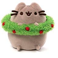 Pusheen XMAS Wreath - Plyšová hračka