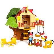 Mikro Trading Mickey Mouse stromový domček - Herný set