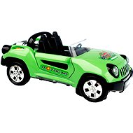 Auto narážacie s otváracím dverami so zvukom a svetlom - RC model