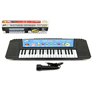 Teddies Pianko/Organ s mikrofónom - Hudobná hračka