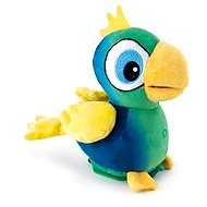 Mikro Trading Papagáj Benny v klietke - Interaktívna hračka