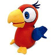 Mikro Trading Papagáj Charlie v klietke - Interaktívna hračka
