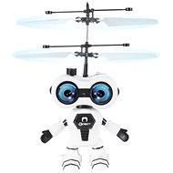 Teddies Vrtuľník vesmírny letec čierny - RC model